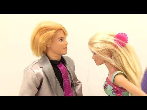 Новинки про #Барби и #Кен: игры макияж и #одевалки! Игры для девочек и игрушки для девочек