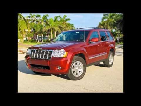 2008 Jeep Grand Cherokee, 3.0L Turbo Removal and Replacement.