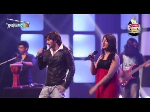 Khudai - Anirudh and Abhiruchi, Kingfisher Strong Backstage