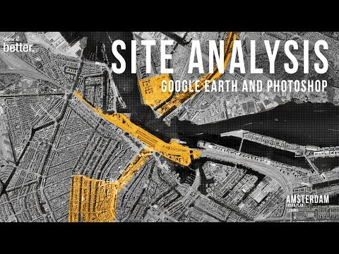 Urban Site Analysis Tutorial