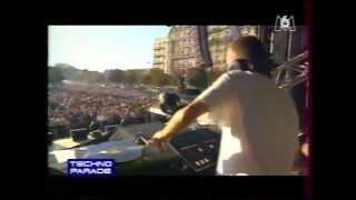 Jack De Marseille @ Techno Parade 1998