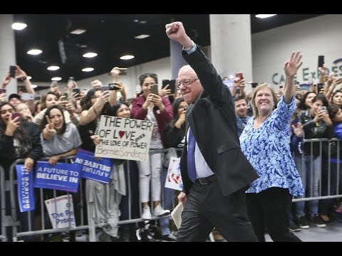 Bernie Sanders Speech After California Primary - TYT Analysis