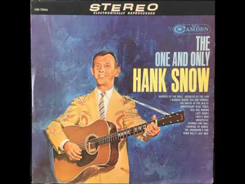 The One and Only Hank Snow 1962 Full Album