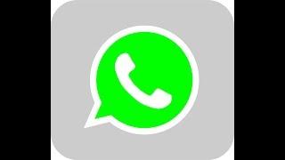 wie erstelle whatsapp |ogo |n coreldraw x7 [ einfache Schritt nur 2 Minuten ]