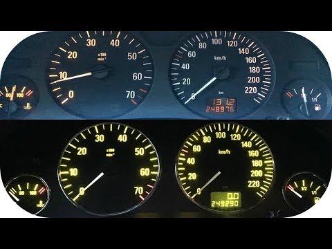 Opel Astra G Как Cнять и круче сделать панель приборов / AEYTV