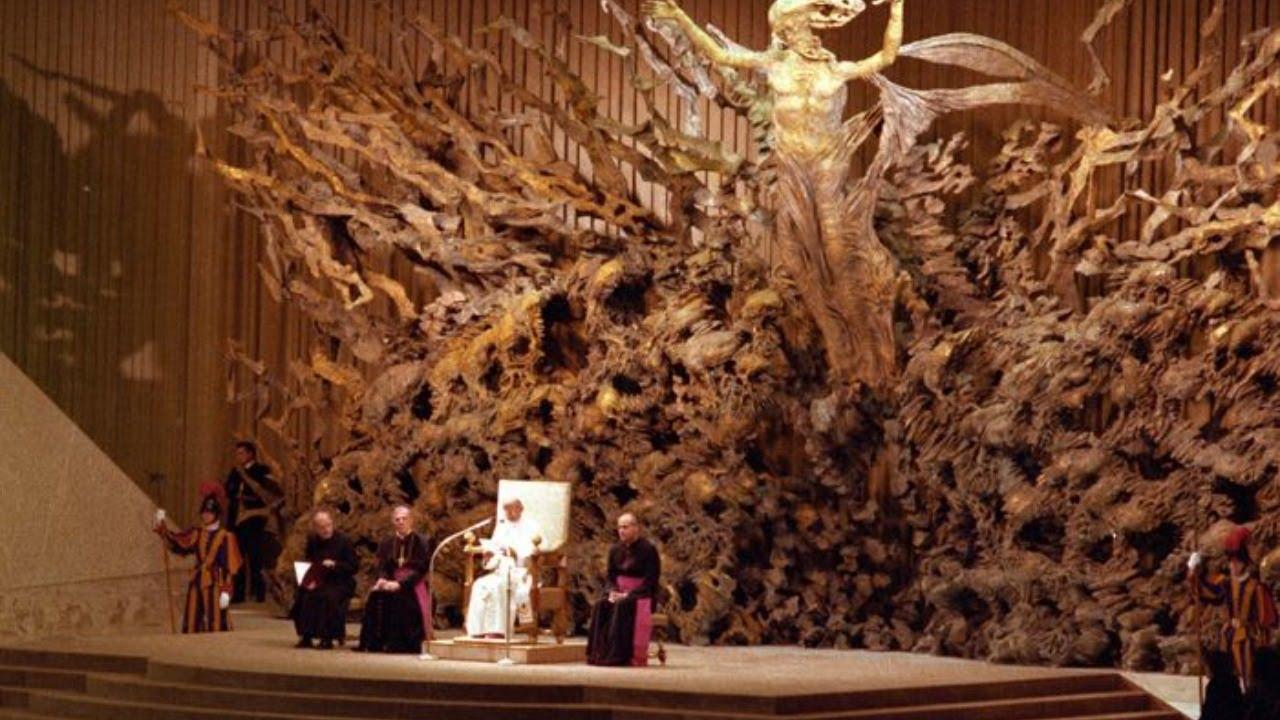 103.Corromper lo mejor es lo más grave: Pederastia en la Iglesia, el problema más grave del Vaticano
