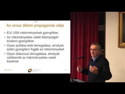 Tóth István János: Orosz állami befolyás a magyar online hírportálokra 2010-2017