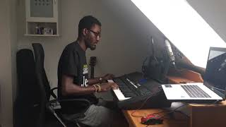 Ko-C Balanc feat. Tenor Instrumental Cover by Luther K..mp3
