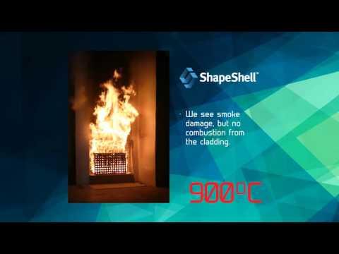 Advanced Composites - ShapeShell™ Cladding Panels