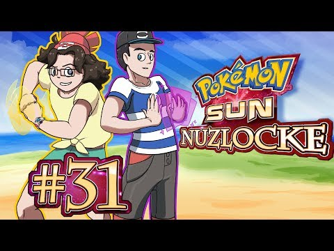Blind Pokemon Sun Nuzlocke - A High Voltage Marathon: The Electric Trial! = Part 31 = DemiGames