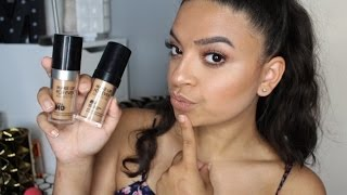 Makeup Forever Ultra HD Demo & Review