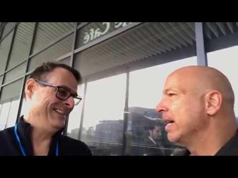 Im Gespräch mit Christopher Jahns von der Be XU auf dem #BRC17