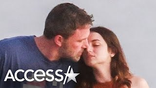 Ben Affleck And Ana De Armas Sneak PDA On Romantic Costa Rica Getaway