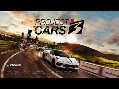 PROJECT CARS 3 PC - HIGH SETTINGS 1080p CUSTOM EVENTS (i5-10400F GTX 1660S)  