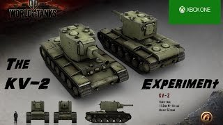 the kv 2 experiment world of tanks xbox one