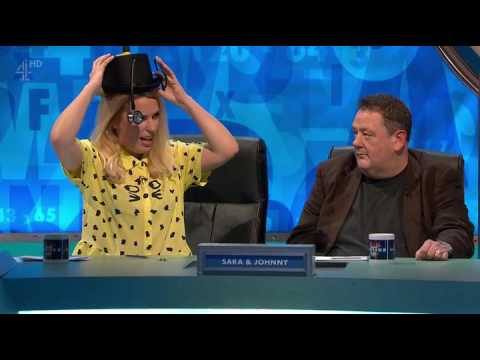 8 Out Of 10 Cats Does Countdown S08E08 (10 March 2016)