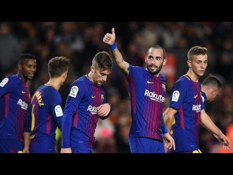 Youngsters And Fringe Players Get Chance: FC Barcelona Versus ...
