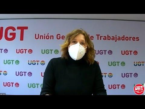 Ana García - Seminario UGT sobre Transición Justa
