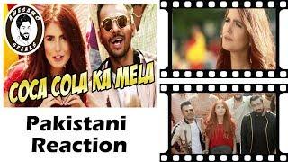 Pakistani React | COCA COLA KA MELA | MOMINA MUSTEHSAN AD | AWESAMO SPEAKS | KhujLee Family