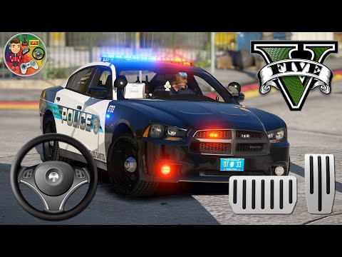 Gta V Police Vehicles   Color Games   Gta 5 Police Mod   Stealing Luxury Police Cars  