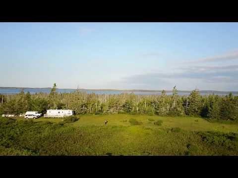 Eastern Shore, Nova Scotia - Drone Footage