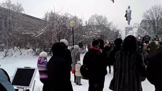 Начинаем отдыхать в Нижнем Новгороде съемки клипа