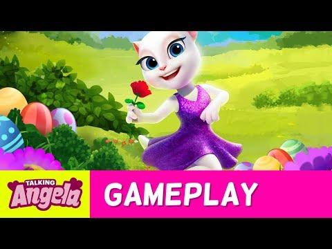 My Talking Angela - Easter Goodies (NEW UPDATE)