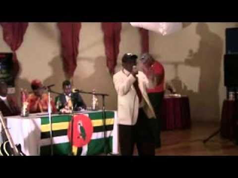 Lord Tokyo-Veteran Calypsonian From Dominica