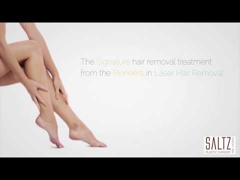 Laser Hair Removal | Saltz Plastic Surgery