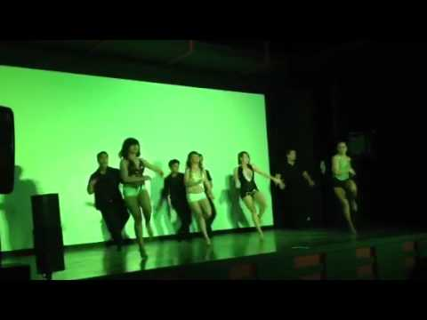 Cachimbo Dance Recital 2012 Latin Mix