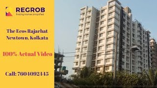 The Ecos Rajarhat Newtown, Kolkata | ☎️ 7604092445 | 3 BHK Model Flat🏠 | Actual Video