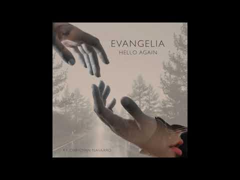 Evangelia -  Hello Again ft. Christian Navarro (Official Audio)