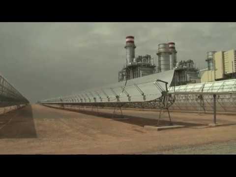 Ain Beni Mathar Thermo Solar Power - Morocco