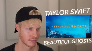 BEAUTIFUL GHOSTS ♡ TAYLOR SWIFT CATS REACTION Video