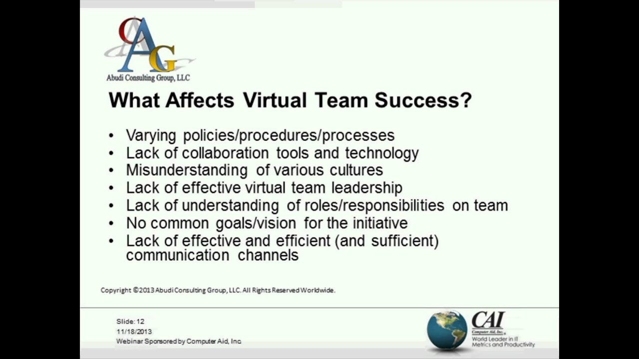 best practices for managing the virtual project team best practices for managing the virtual project team