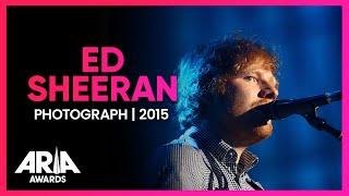Baixar Ed Sheeran: Photograph   2015 ARIA Awards
