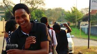 Zambian break dancer has eyes on world fame