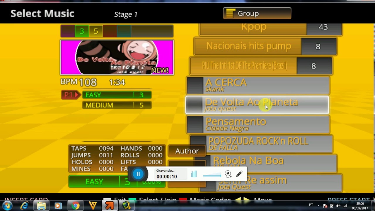 musica para stepmania 3.9 gratis
