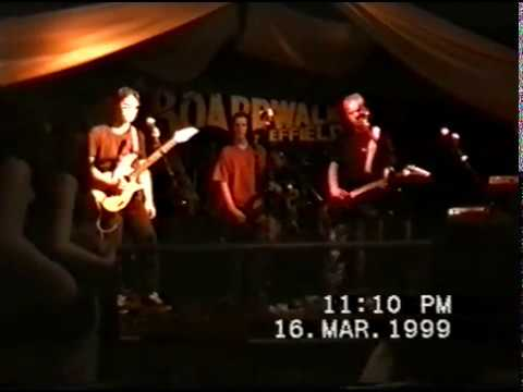 [INSERT BAND NAME HERE] - 3/3 - Birley School Talent Show @ The Boardwalk, Sheffield 1999