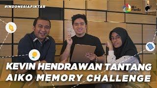 Kevin Hendrawan datang ke student memory course buat menantang Fath...