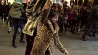 We Choose Love NYC Flash Mob