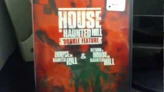 House on Haunted Hill collection unboxing