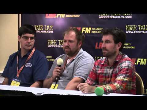 Bitcoin Panel @ Keenevention 2015 with Gavin Andresen