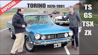 Torino TS, TSX, ZX / Contacto GS - Especial clásicos - Matías Antico - TN Autos