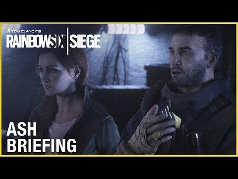 Rainbow Six Siege: Outbreak - Ash's Briefing | Trailer | Ubisoft [US]