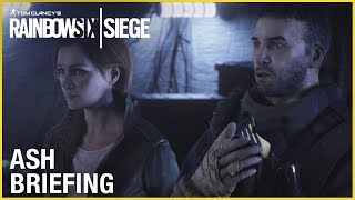 Rainbow Six Siege: Outbreak - Ash's Briefing | Trailer | Ubisoft [US] thumbnail