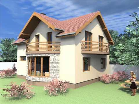 Proiecte case modele case for Modele de case