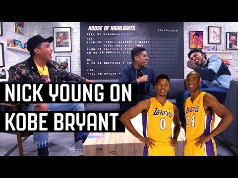 Nick Young On Playing With Kobe Bryant | FUNNY STORIES & MOMENTS!