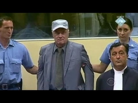 """Man known as """"Butcher of Bosnia"""" found guilty of war crimes, genocide"""