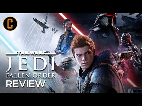 Jedi: Fallen Order Review: The Game Star Wars Fans Have Long